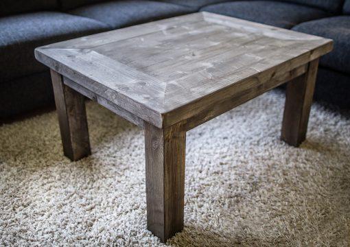 Elegant Spisebord (rundt) – Treboden