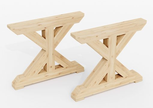 Bordben til spisebord