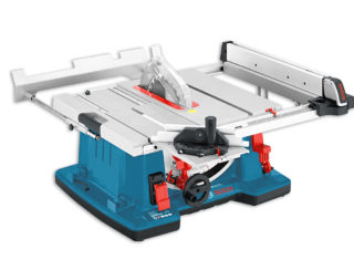 Bosch GTS 10 XC profesjonell bordsirkelsag