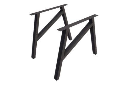 Bordben av metall (stål) 05