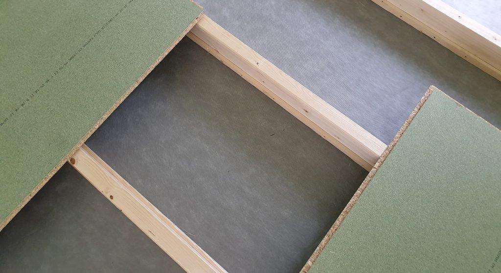 Anneks gulvkonstruksjon