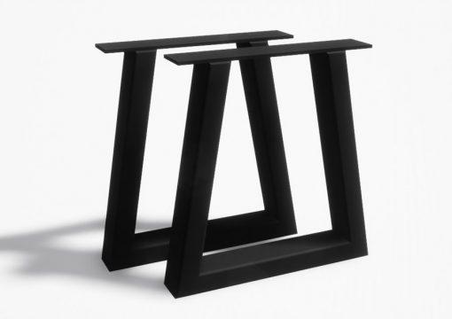 Metallbordben for sofabord og benker