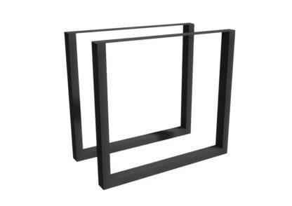 Bordben av metall (stål) modell 04